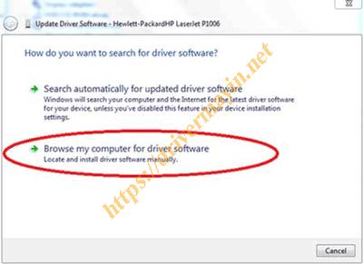 Hướng dẫn cài đặt driver máy in từDevice manager 1