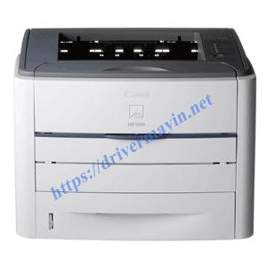 Tắt chế độ kiểm tra giấy máy in Canon LBP 3300