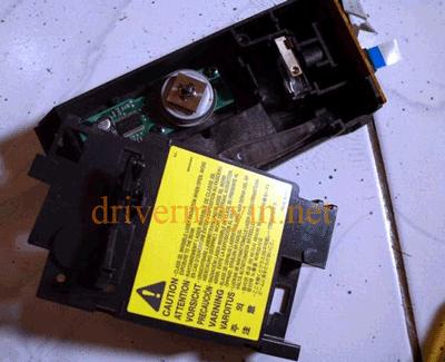 Cách Sửa lỗi 52.0 Scanner Error, Engine scanner Error ở Máy in Hp bước 1