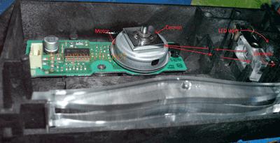 Cách Sửa lỗi 52.0 Scanner Error, Engine scanner Error ở Máy in Hp bước 2
