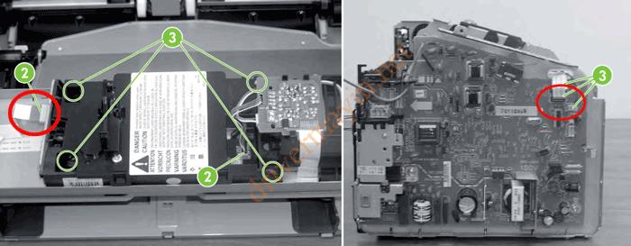 Cách Sửa lỗi 52.0 Scanner Error ở Máy in Hp
