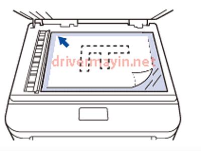 Cách chỉnh độ đậm khi copy ở máy in Brother MFC L2701D