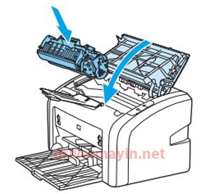 Cách sửa lỗi máy in không kéo được giấy ở Canon 2900, Hp 1020 đơn giản