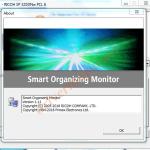 Cách sử dụng Smart Organizing Monitor của Ricoh