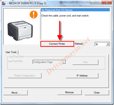 Cách sử dụng Smart Organizing Monitor của máy in Ricoh 6