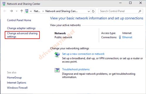 Cách sửa lỗi không kích hoạt được Network Discovery ở win 7,