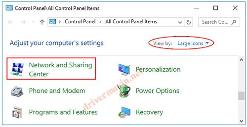 Cách sửa lỗi không kích hoạt được Network Discovery ở windowss 7
