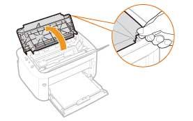 Cách thay hộp mực máy in Canon 6030
